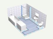подово отопление за баня