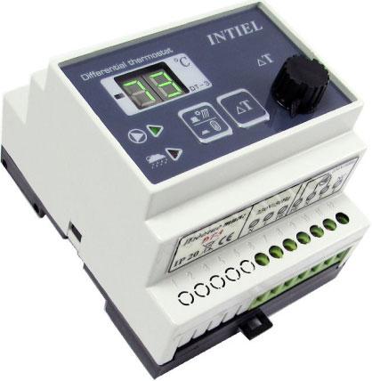Диференциален термостат DT-3