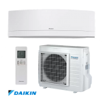 Инверторен климатик Daikin Emura FTXJ-MW