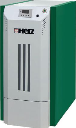 пелетен котел HERZ-pelletstar-ECO