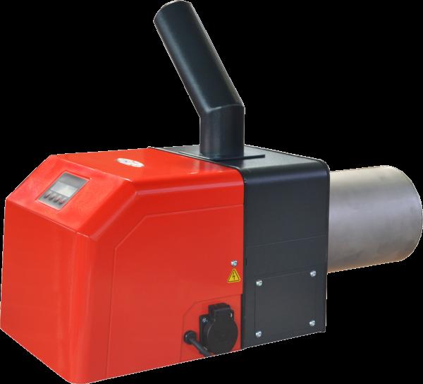 Ротационна тубусна пелетна горелка GP xx R tsc