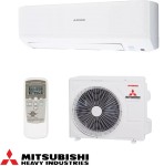 Инверторен климатик Mitsubishi Heavy Industries SRK25ZSP-W